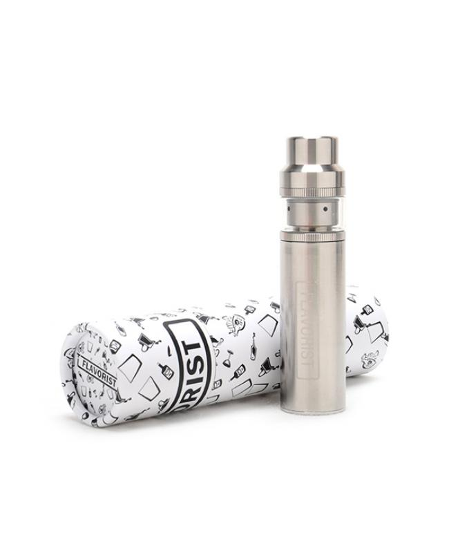 Stainless Steel E Juice Bottle By Vpdam
