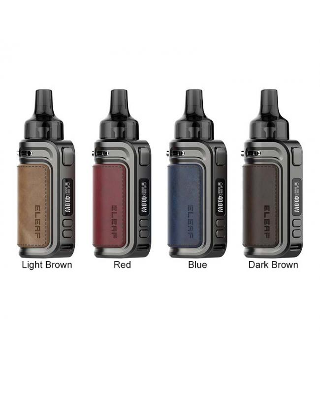 Eleaf iSolo Air Colors
