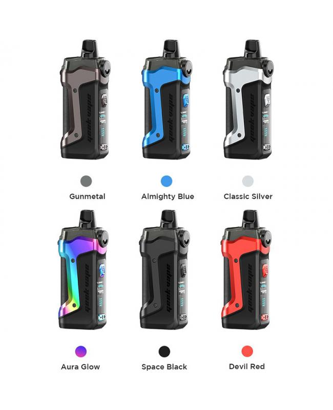Aegis Boost Plus Colors Available