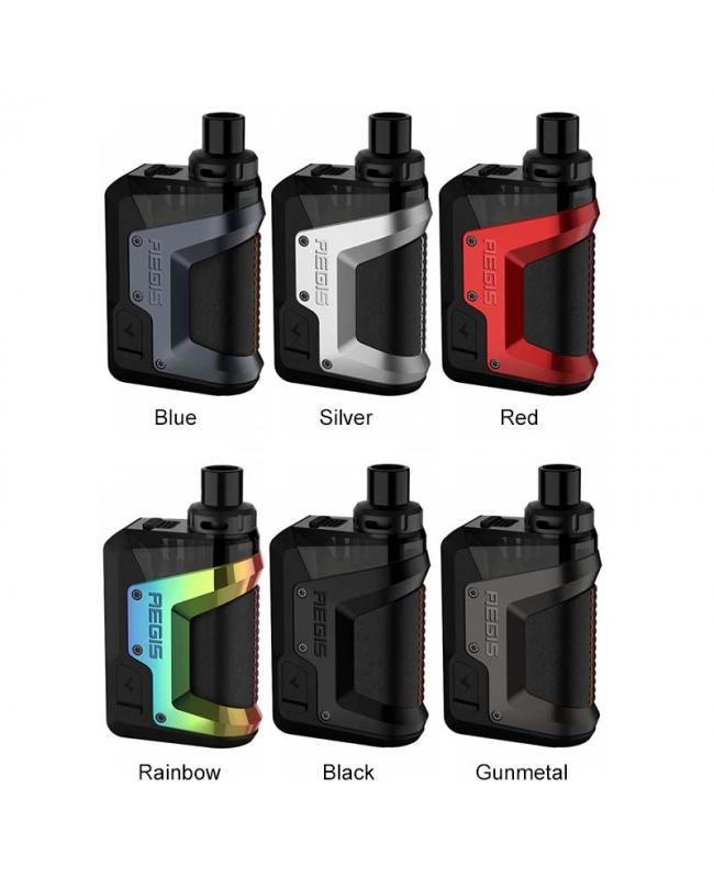 Geekvape Aegis Hero Colors