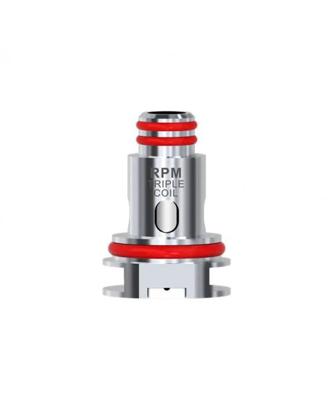 0.6ohm Smok RPM Triple Coil 5PCS per pack