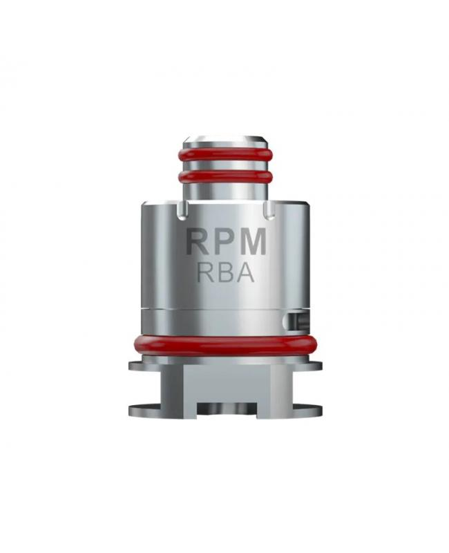Smok RPM RBA, pre-installed 0.6ohm coil
