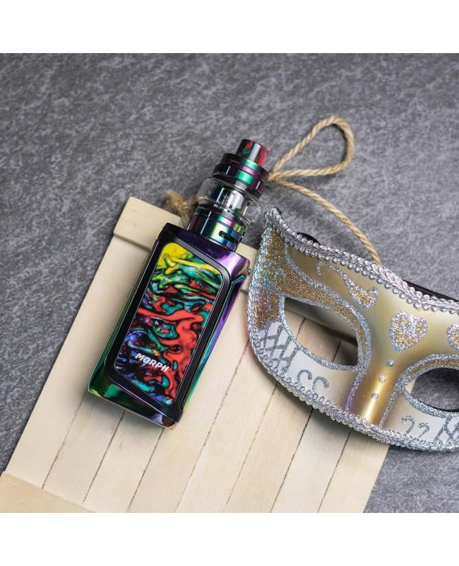 7 color black smok morph kit