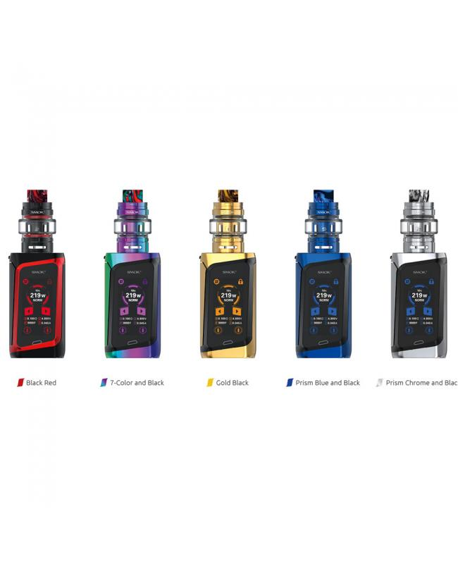 smok morph 219 kit colors