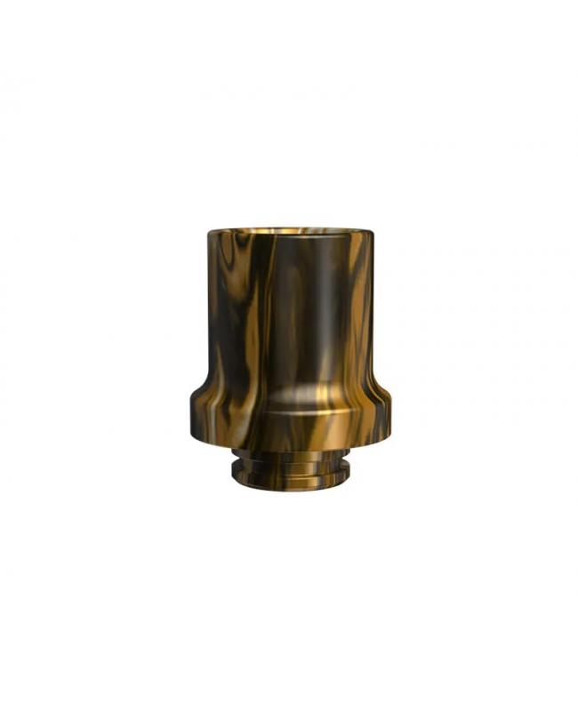 Thallo Pod Kit Resin Drip Tip Gold Black