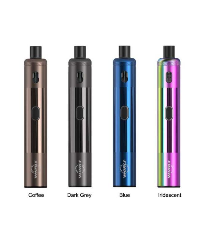 Uwell Whirl S Starter Kit Colors Available