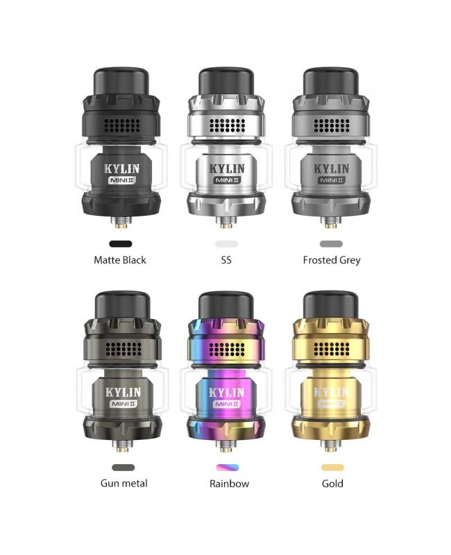 Kylin Mini V2 Colors Available