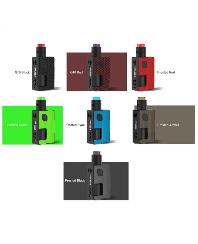 Pulse X Squonk Mod Replacement Panels