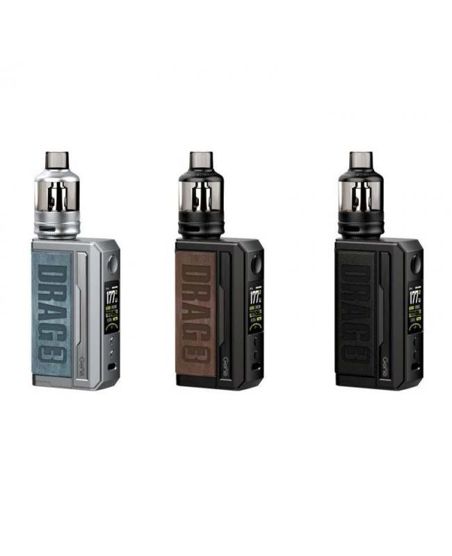 Voopoo Drag 3 177W Starter Kit With TPP Pod Tank