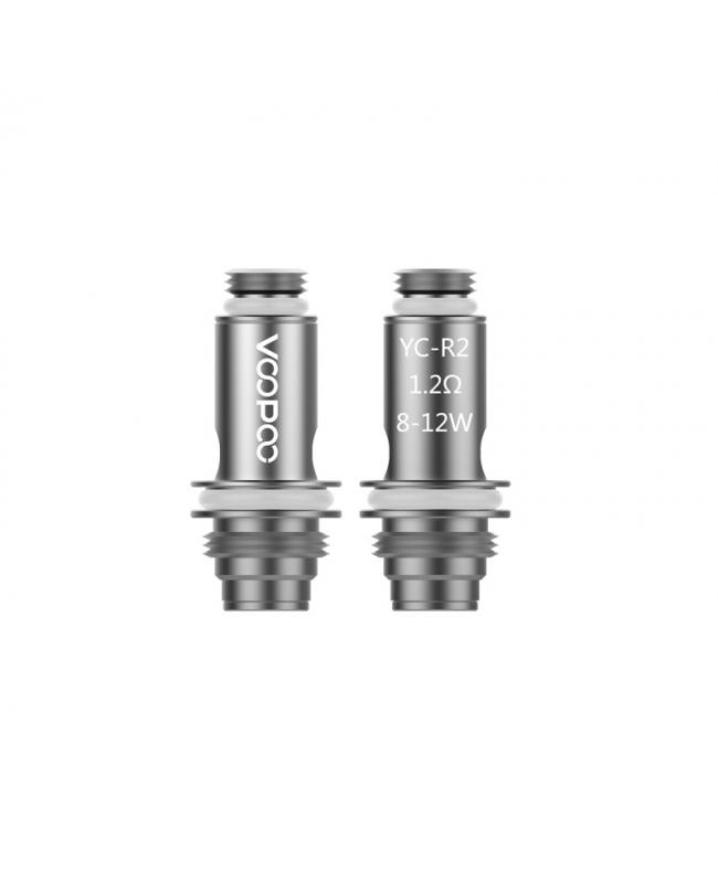 Voopoo Finic Replacement Coil Heads 5PCS/Pack
