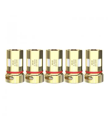 Wismec R80 Replacement Coils 5PCS/Pack