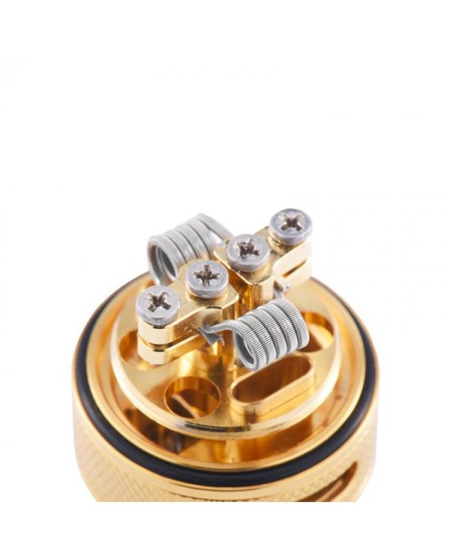 Wotofo Framed Staple Clapton Pre Built Coils