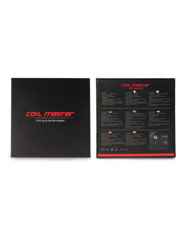 Coil Master Ohm Reader
