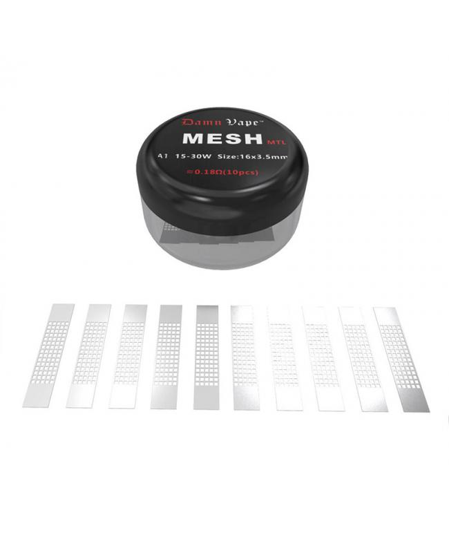 Damn Vape MTL Mesh Coil For Intense RDA 10PCS/Pack