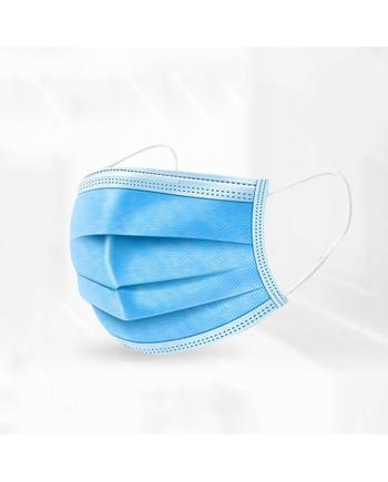 Disposable 3 Layers Protective Face Mask 50PCS/Bag