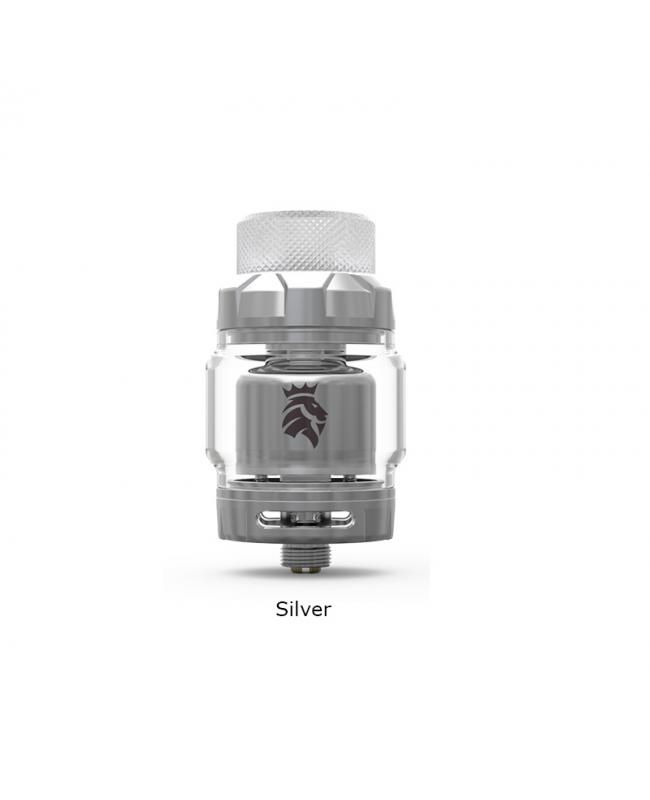 Kaees Stacked Dual Coils RTA 24MM