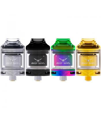 Oumier Wasp Nano RTA Atomizer 23MM 2ML