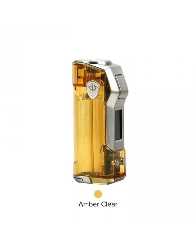 Rincoe Jeyllybox Mini Box Mod Amber Clear