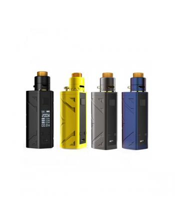 Smoant Battlestar Squonker 200W Dual 18650 Kit With Squonk RDA