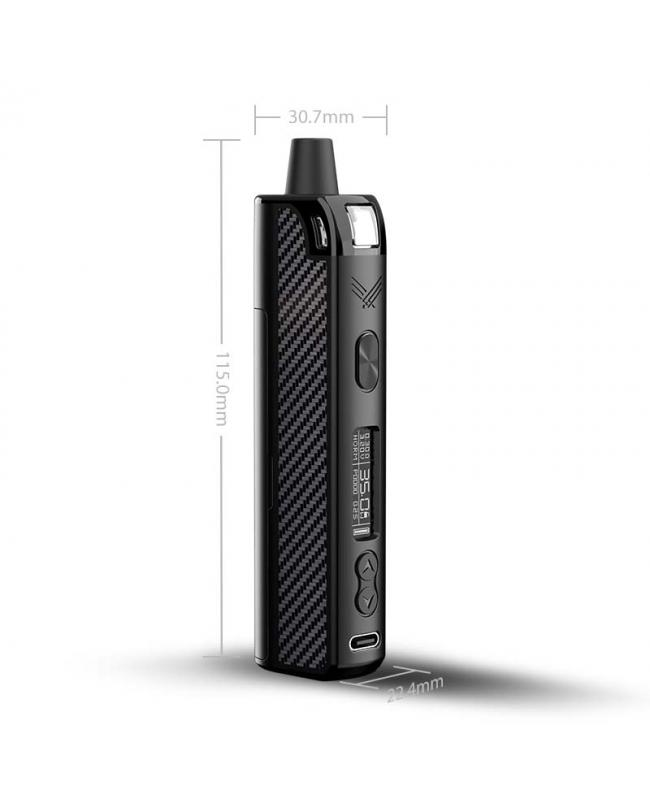 Vapefly Optima Kit Size