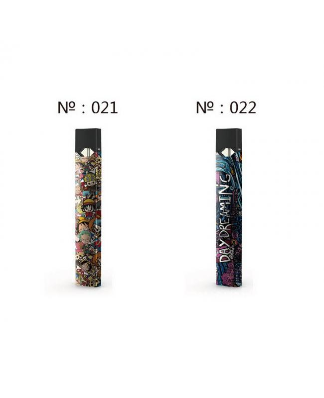 Vape Skin Decal Sticker Wrap For Juul