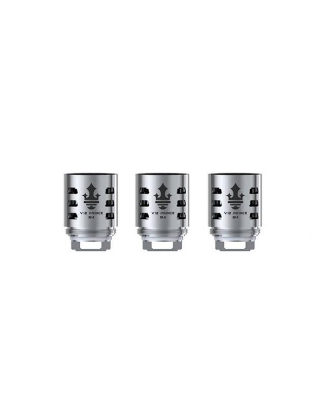 V12 Prince M4 Replacement Coils By Smoktech