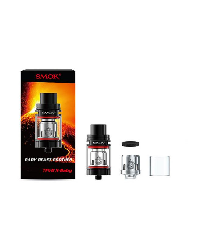 TFV8 X Baby Atomizer Contents