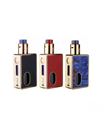 Snowwolf O-100 100W Squonk Box Mod Kit