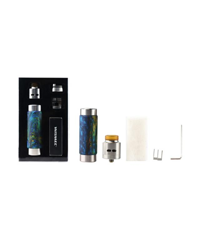 Wismec Reuleaux RX Machina Mech Vape Kit