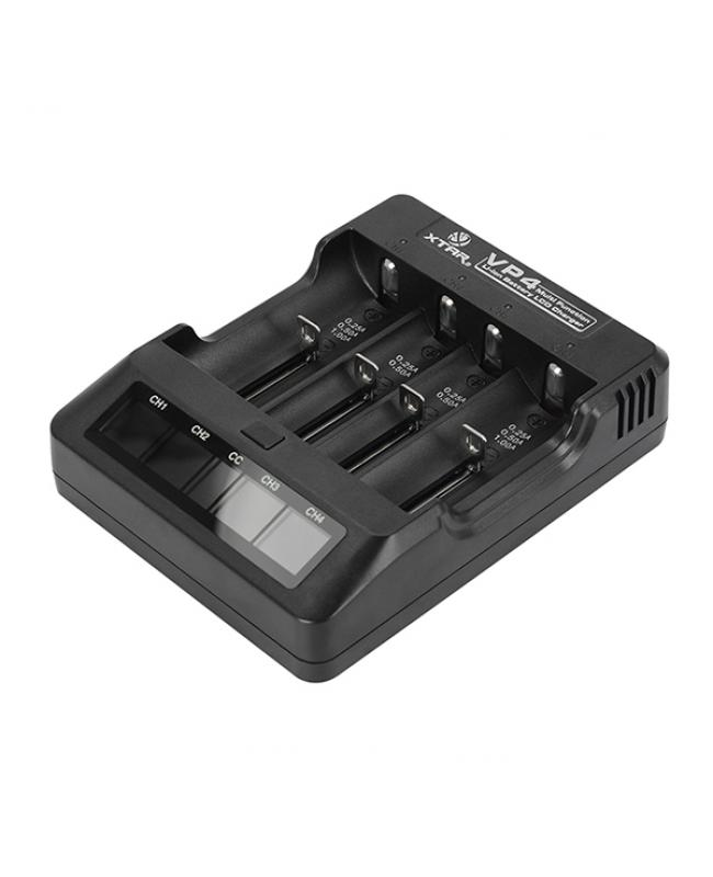 Xtar VP4 External Battery Charger
