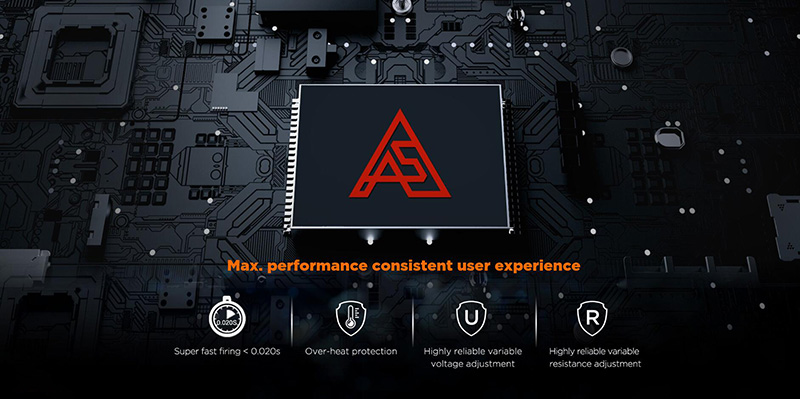 Aegis Boost Plus With Advanced Chipset