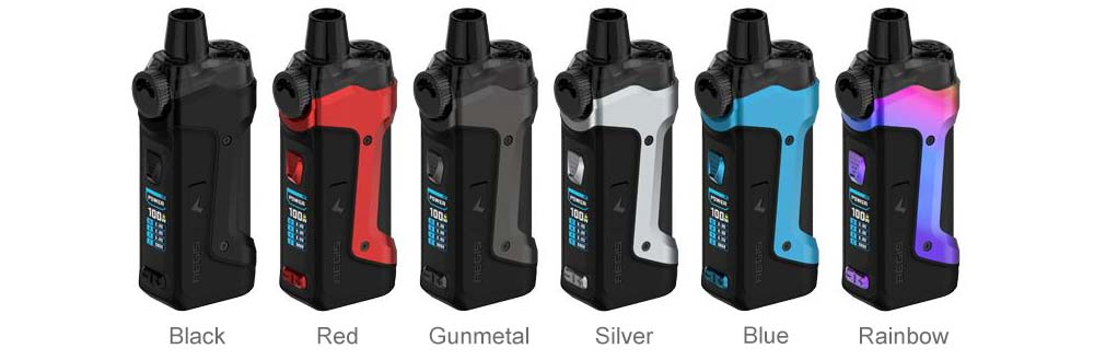 Geekvape Aegis Boost Pro Colors Available