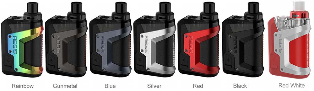 Geekvape Aegis Hero Mod Pod Kit Colors Available