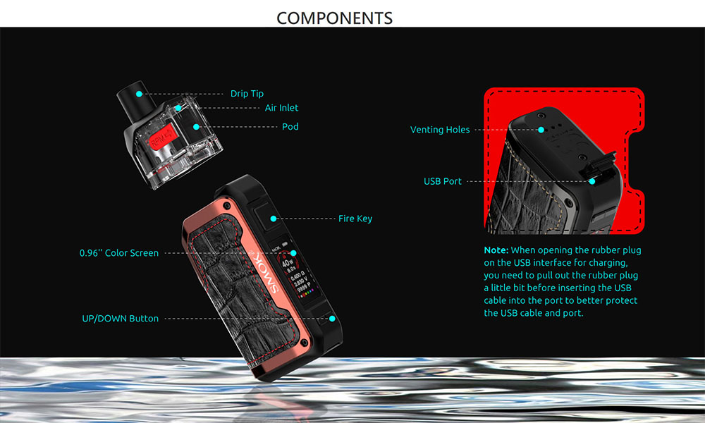 Smok Alike 40W Pod System