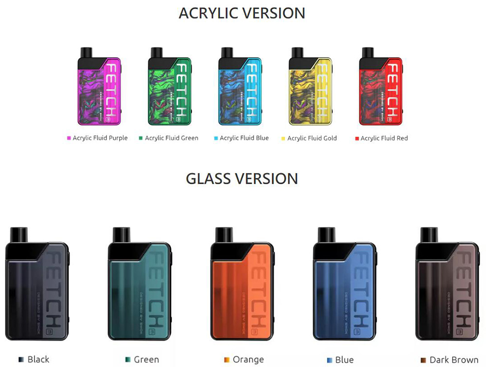 Smok Fetch Mini New Colors
