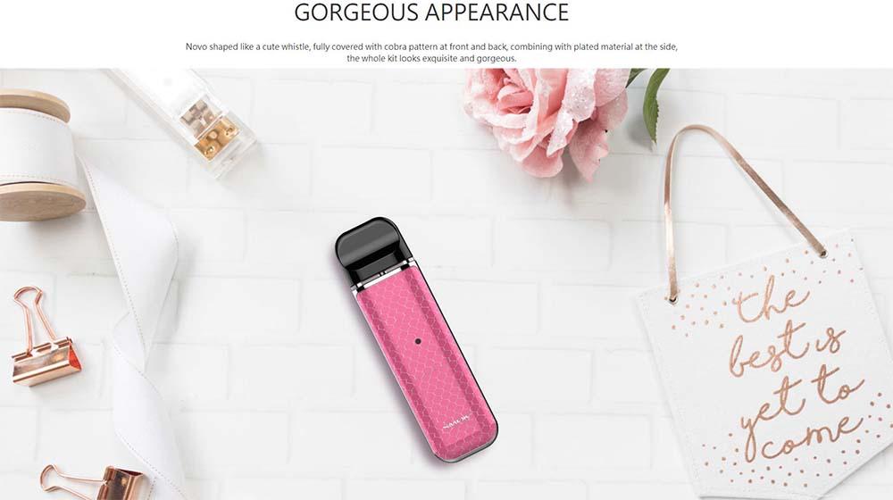 Smok Novo Starter Kit With Gorgeous Appearance