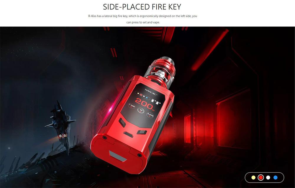 Smok R-KISS 200W Starter Kit