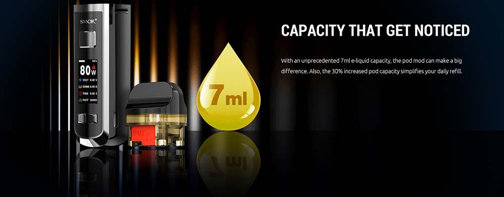 RPM2 Pod With 7ML Capacity