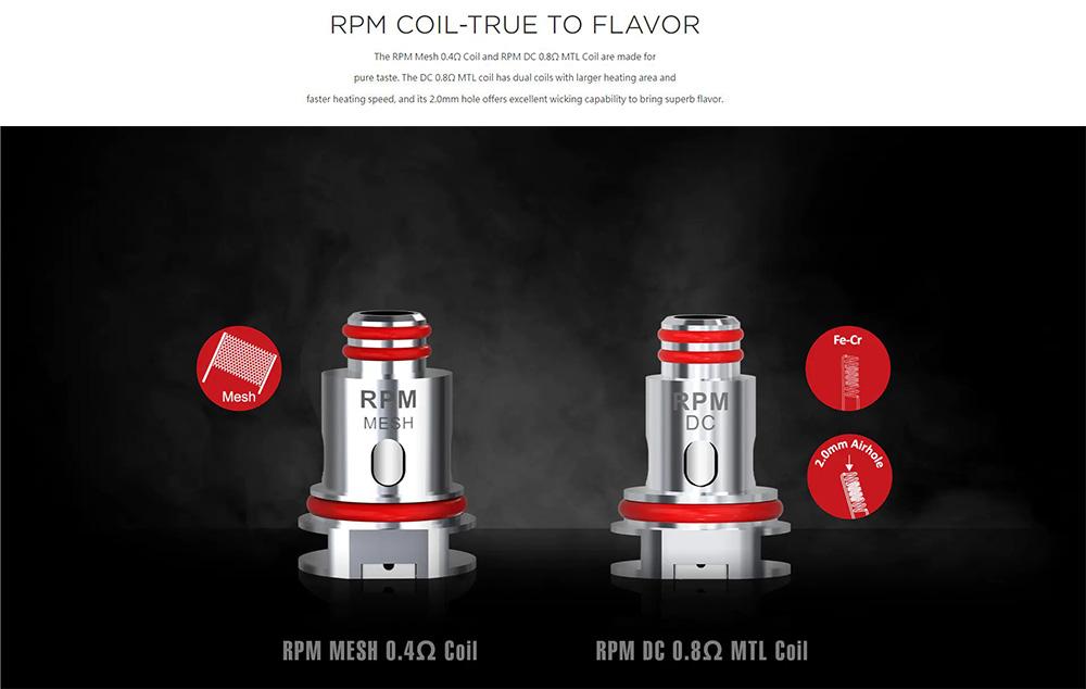 Smok RPM Lite Vape Kit