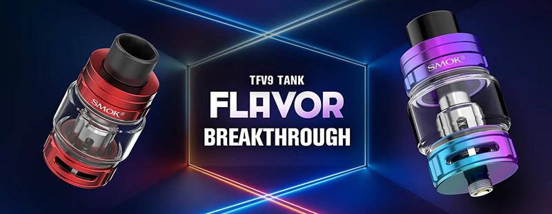 TFV9 Tank
