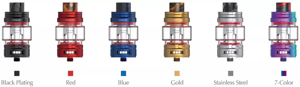 TFV16 Colors Available