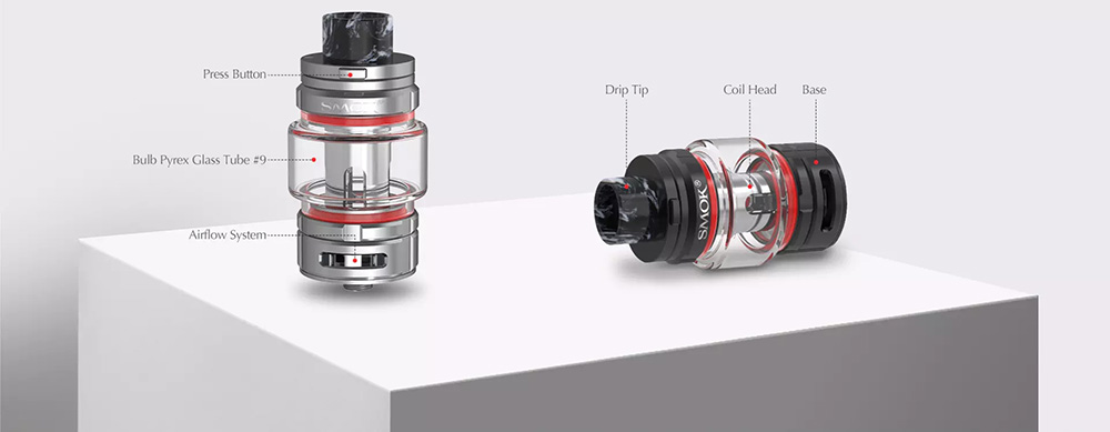 TFV16 Atomizer Structure