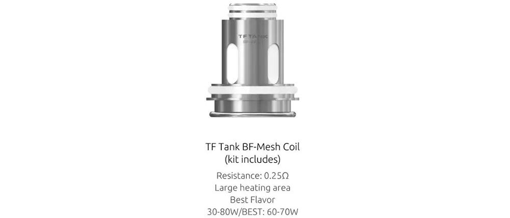 Smok TF Tank Coils