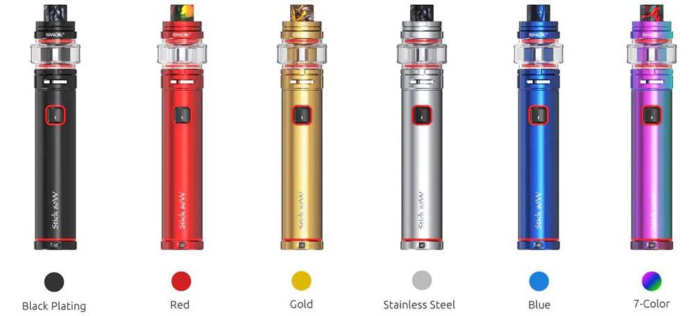 Smok Stick 80W Vape Pen Colors Available