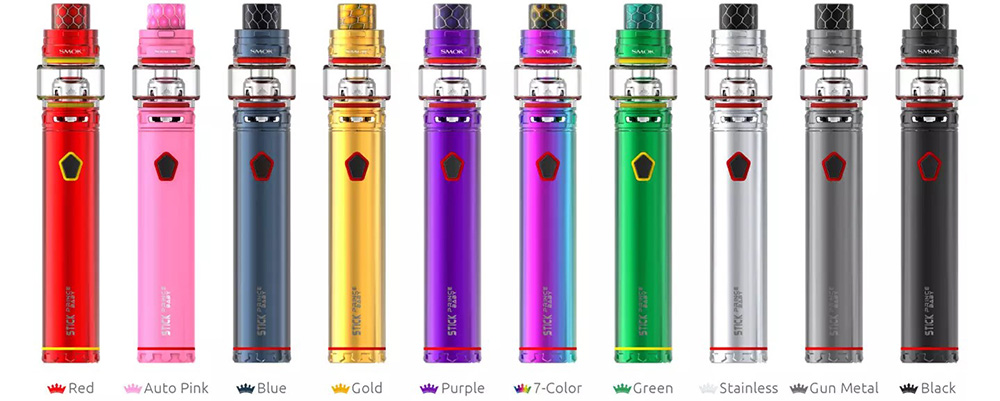 Smok Stick Prince Baby Colors
