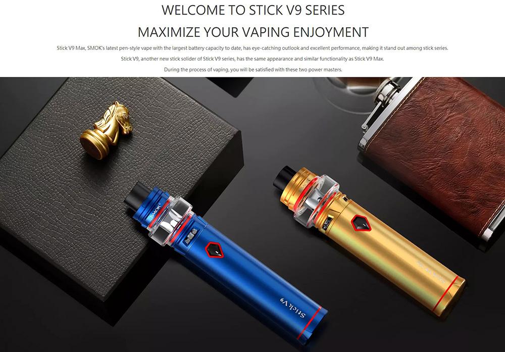Stick V9 Max