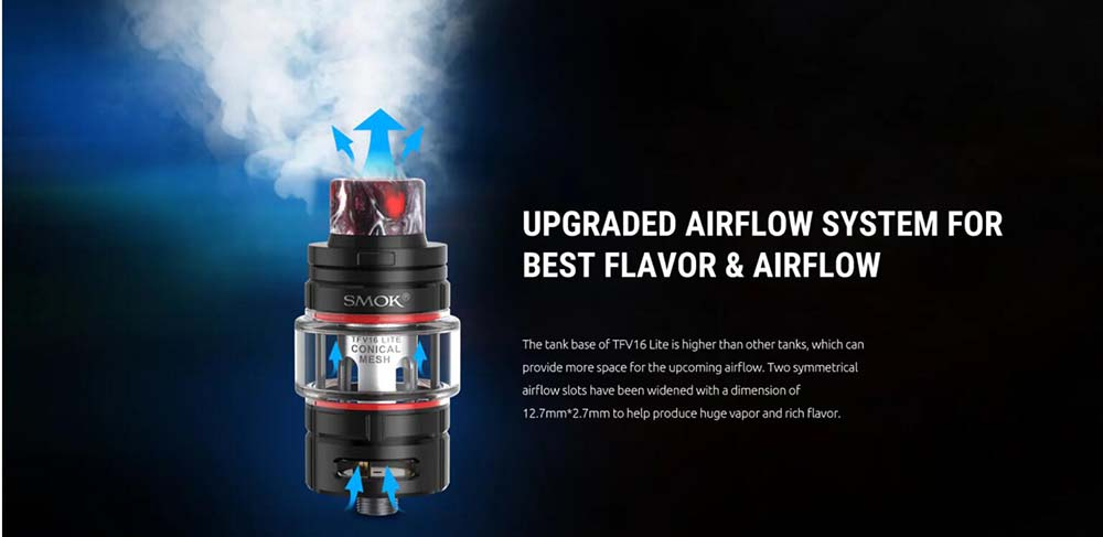 TFV16 Lite With Upgraded Airflow System