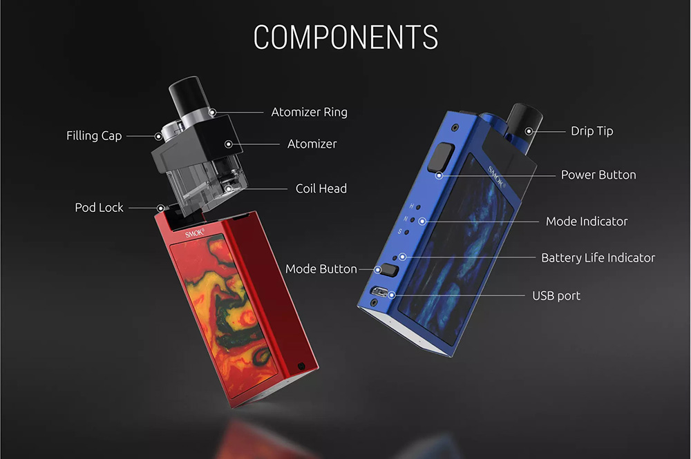 Smok Trinity Alpha Starter Kit