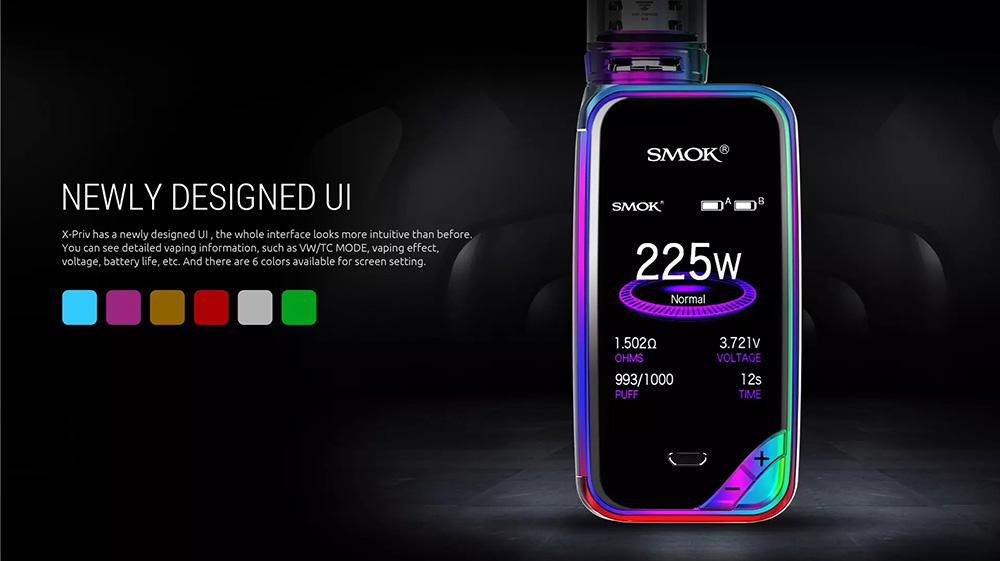 X-PRIV With Newly Designed UI