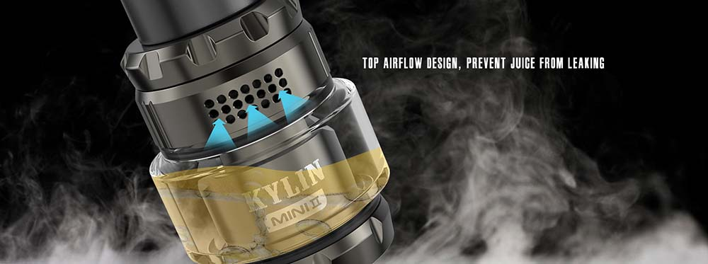 Vandy Vape Kylin Mini V2 With Top Airflow Design